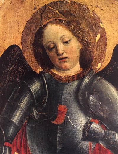 San Miguel Arcángel de Vincenzo Foppa