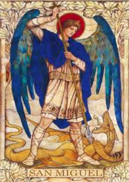 Oración A San Miguel Arcángel En Latín San Miguel Arcángel
