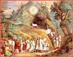 San Miguel Arcángel en el MonteGargano