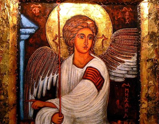 Icono de San Miguel