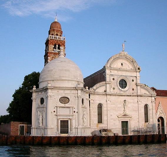Iglesia de San Miguel en Isola
