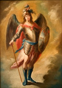 San Miguel Arcángel de Juan de Espinal