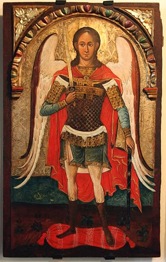 San Miguel Icono