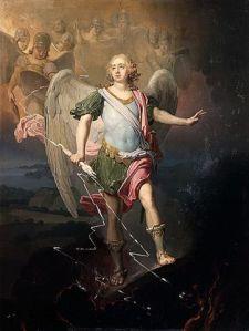 Arcángel Miguel en San Petersburgo