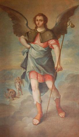 San Rafael Arcángel en el condado de Marín