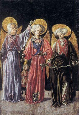 San Miguel, San Rafael y San Gabriel Arcángeles