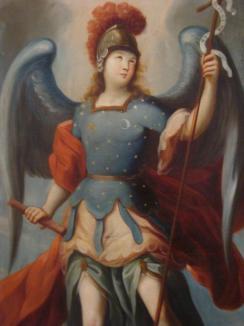Miguel Arcángel gran guerrero