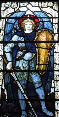 San Miguel Arcángel y la guerra en el cielo