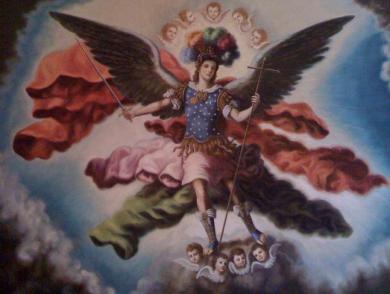 Arcángel San Miguel en Orizaba