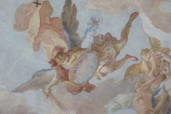 San Miguel Arcángel Príncipe de la milicia celestial