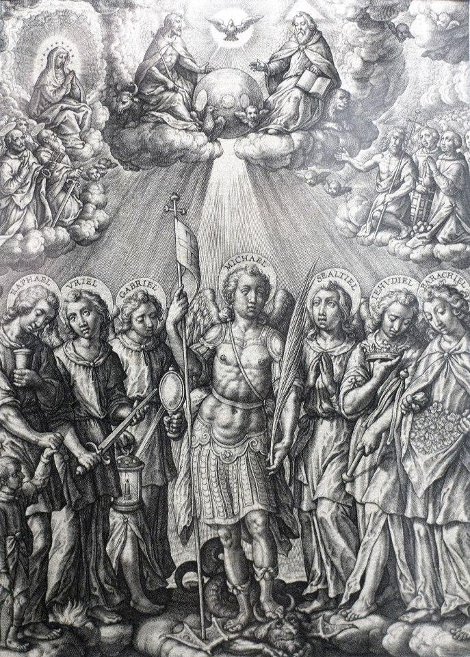 Santos Arcángeles