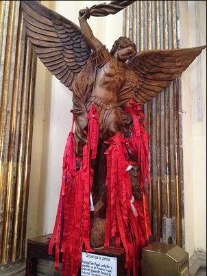 Devociones a San Miguel Arcángel