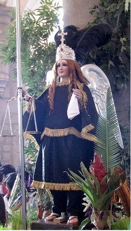 El ángel pasionario