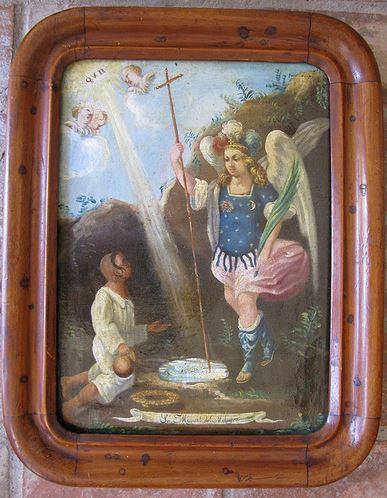 San Miguel Arcángel del Milagro