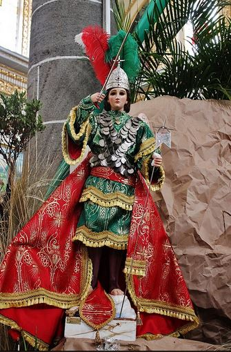 San Miguel Arcángel el guerrero celestial