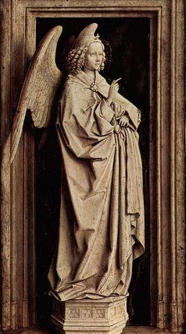 El Arcángel de la Anunciación