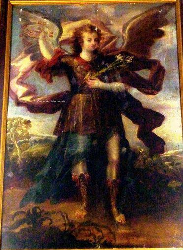 El Arcángel Gabriel