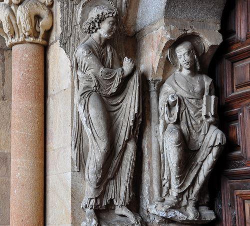 La Anunciación de San Gabriel a la Virgen María