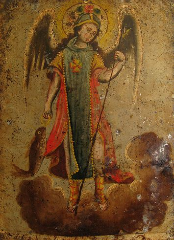 Retablo del Arcángel Rafael