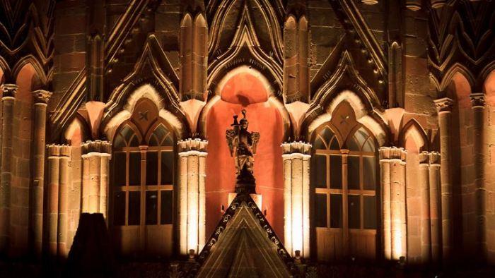San Miguel Arcángel el gran guerrero
