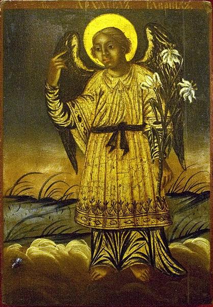 Arcángel Gabriel en Hungría