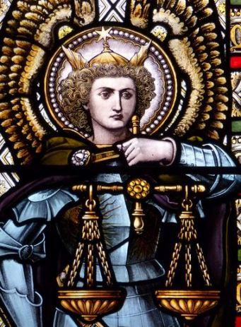 San Miguel Arcángel el pesador de almas