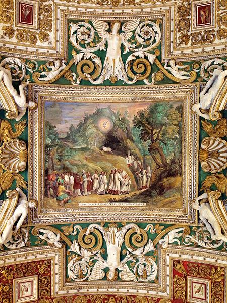 San Miguel Arcángel en el Monte Gargano