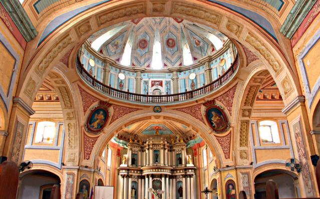Basílica Menor de San Miguel Arcángel