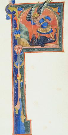 San Miguel Arcángel pesando las almas