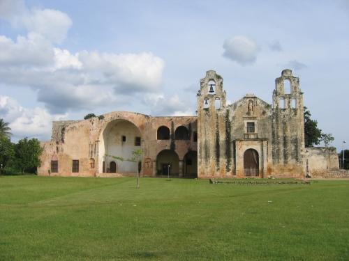 Convento de San Miguel Arcángel de Maní