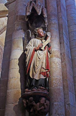 El Arcángel Gabriel mensajero del Espíritu santo