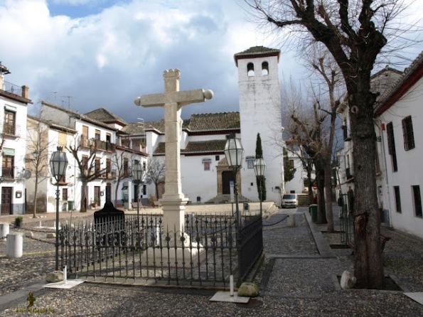 Iglesia de San Miguel Arcángel bajo Granada