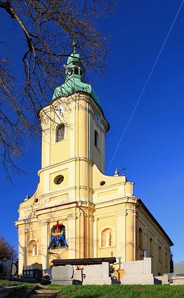 Iglesia parroquial de San Miguel Arcángel