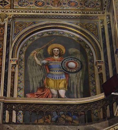 San Miguel Arcángel el Gran Protector celestial
