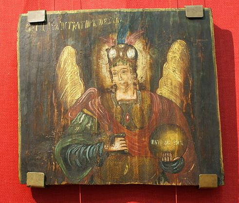 San Miguel Arcángel el gran protector