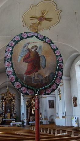 San Miguel Arcángel el Príncipe Guerrero de Dios