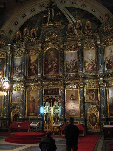 Catedral de San Miguel ubicada en Belgrado
