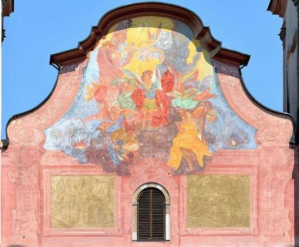 San Miguel Arcángel el gran Príncipe de la milicia celestial