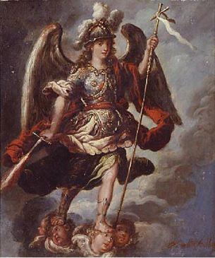 San Miguel Arcángel el príncipe de la milicia celestial