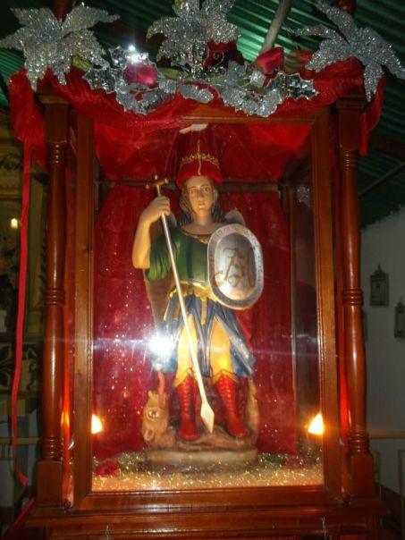 Arcángel Miguel el guerrero