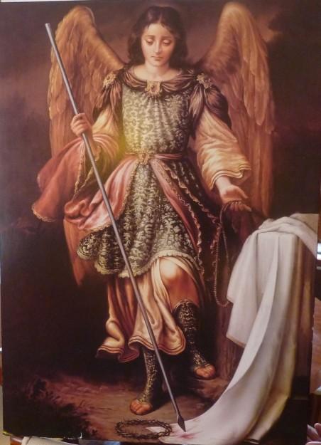 Poderoso San Miguel Arcángel