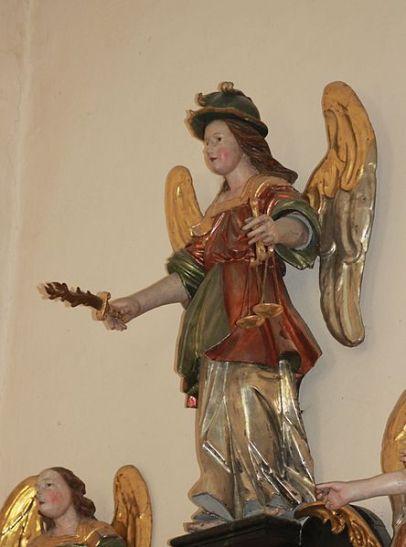 San Miguel Arcángel el gran Príncipe 2