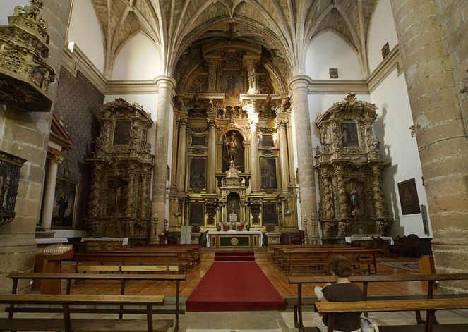 Iglesia de San Miguel Arcángel 2
