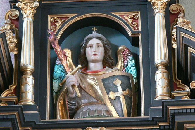 San Miguel Arcángel el gran príncipe 3