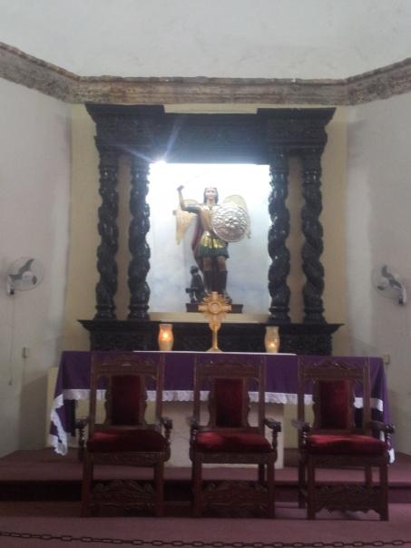 San Miguel Arcángel en República dominicana