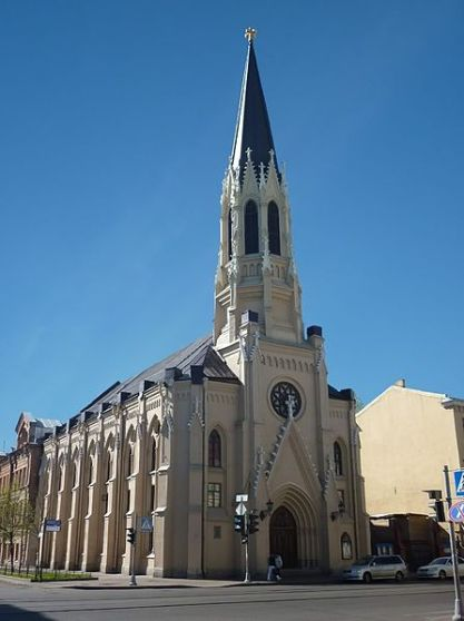 Iglesia Luterana de San Miguel Arcángel