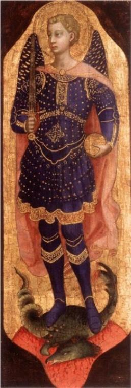 San Miguel el guerrero