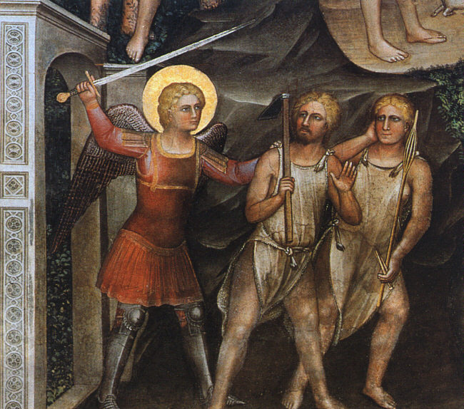 San Miguel Arcángel el guardián