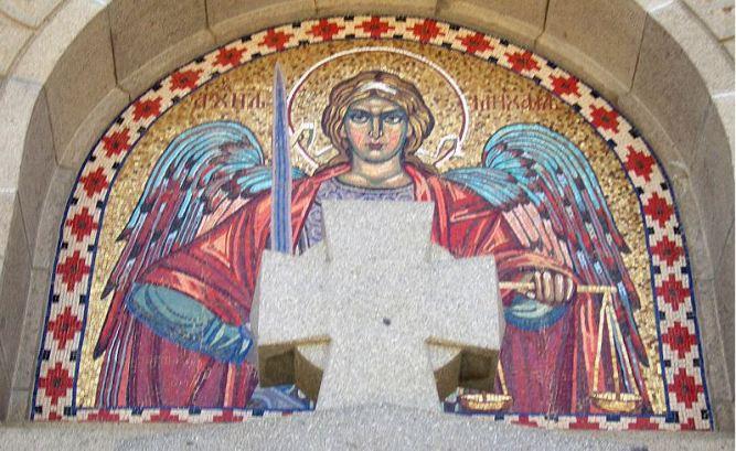San Miguel Arcángel el gobernador de los ejércitos del cielo