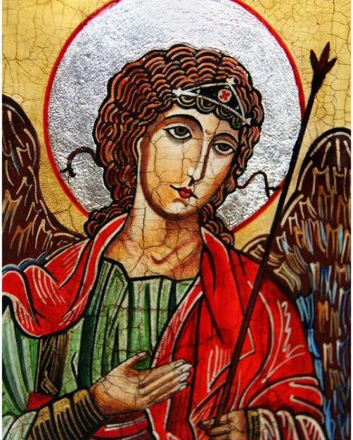 San Miguel Arcángel el Príncipe de la milicia celestial 1